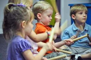 Early-Childhood Music Class